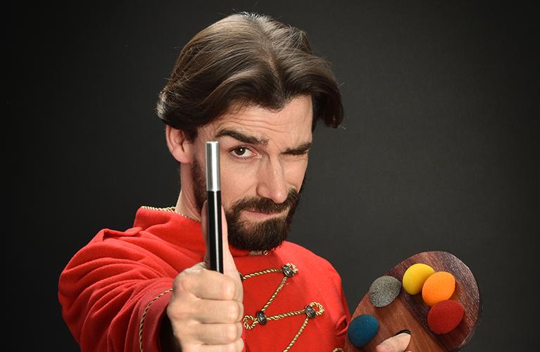 Mentalist and Magician in Paris