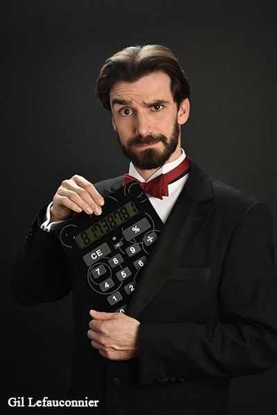 Benoît Rosemont, el mago de Paris