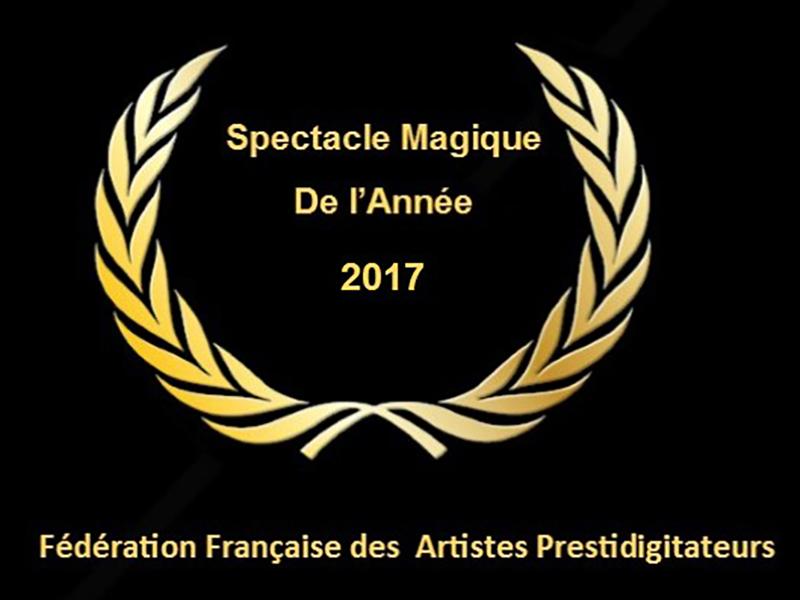 Show de magia en Francia