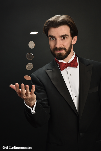 Benoît Rosemont le magicien