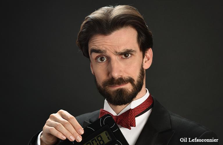 Benoît Rosemont, le magicien