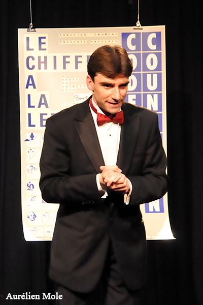 Mentaliste professionnel, Benoît Rosemont