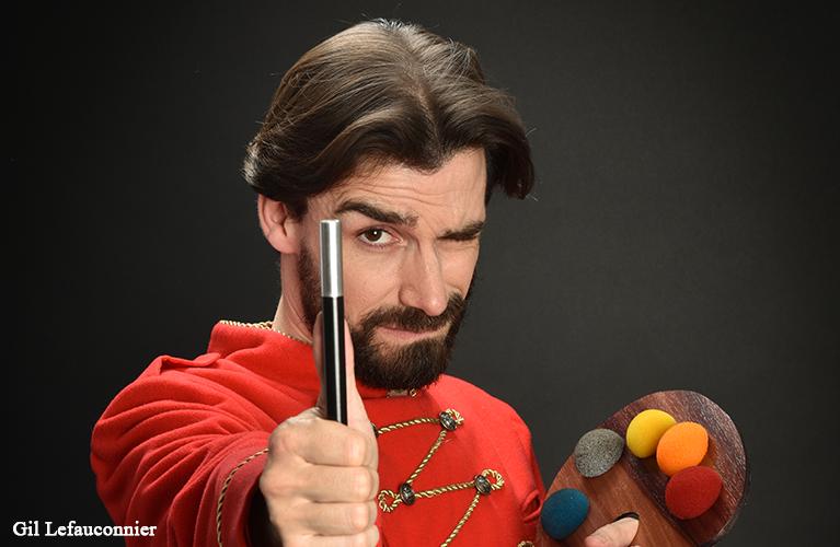 Magicien et Mentaliste, Benoît Rosemont
